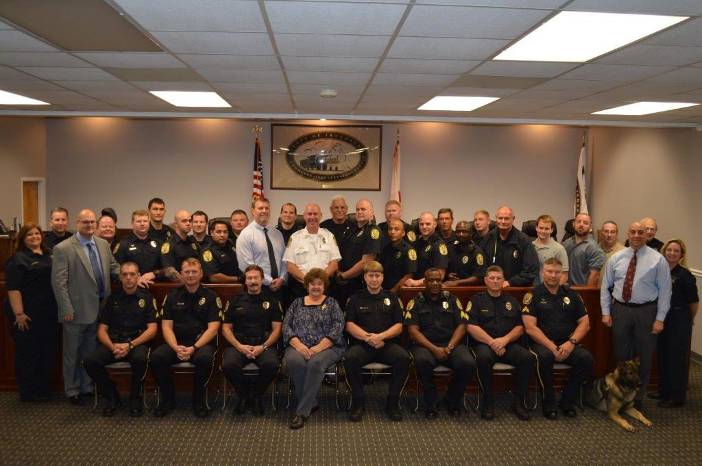 2015 - Irondale Police Department