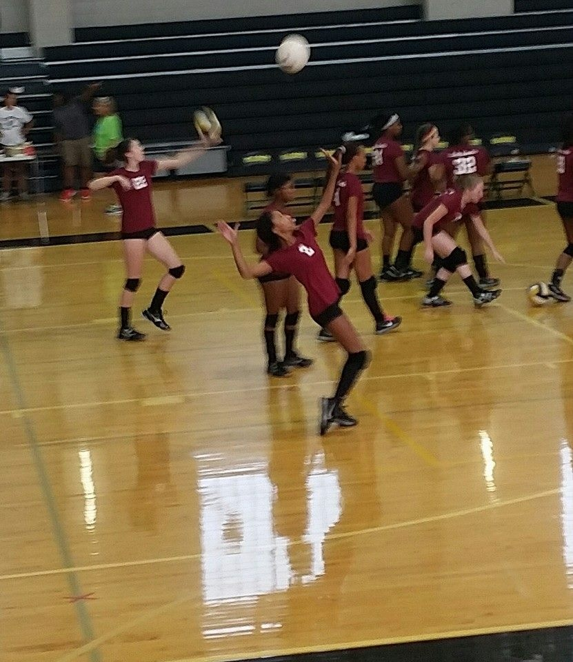 SVHS JV Volleyball