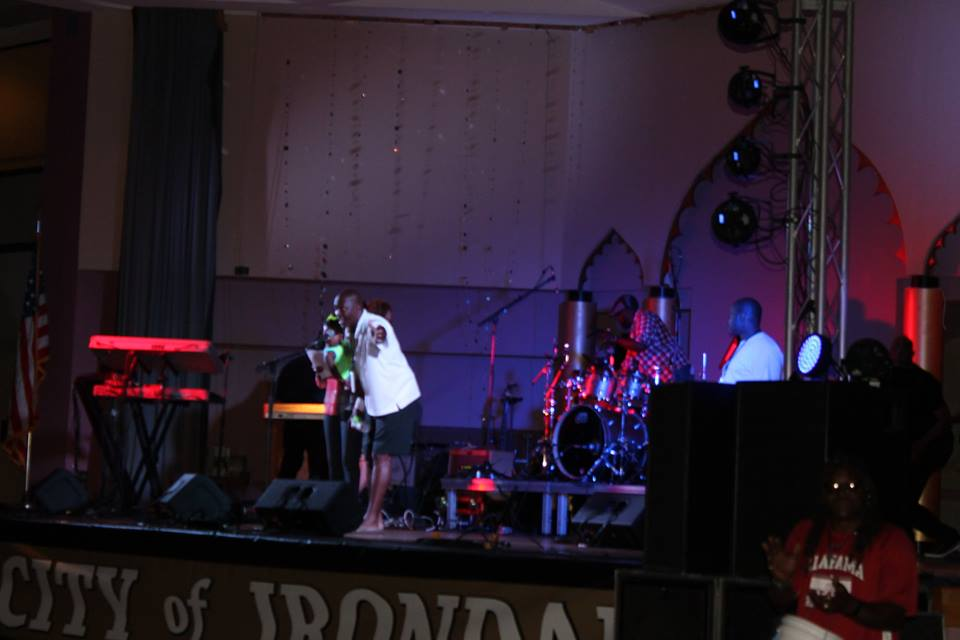 Jazz in the Park – 2014