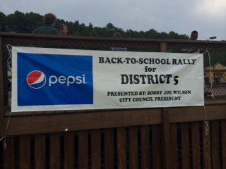 District 5 – Back to School Rally_1967