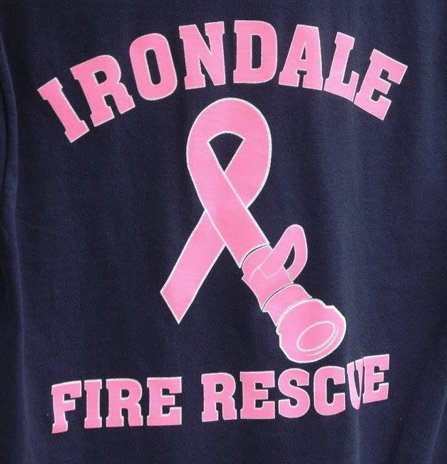 Irondale Fire Department Supports Breast Cancer Awareness City Of