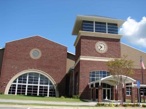 JCIB is ranked Alabama's most challenging high school.